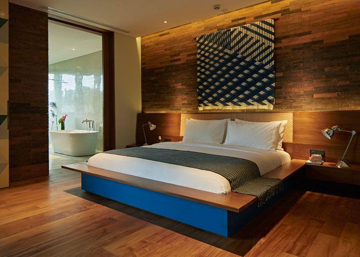 Katamama hotel showcases balis crafts materials and textiles
