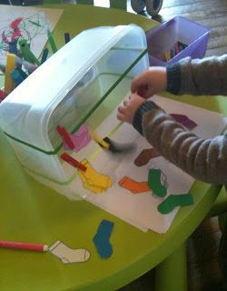 Great fine motor activity :)