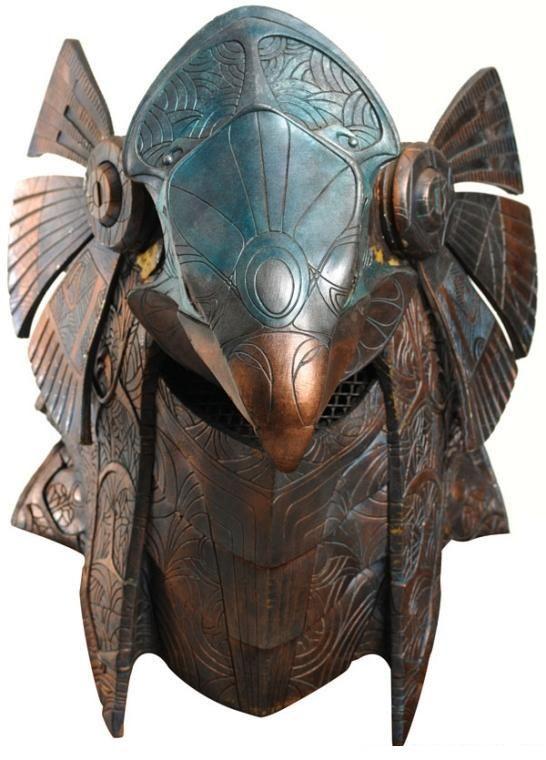 Horus guard mask.