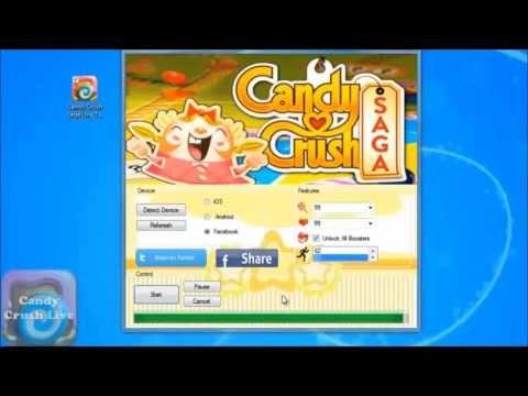 Candy Crush Saga Hack Free Download Latest Version