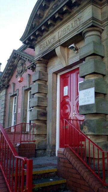 Kayll Road Library, Sunderland
