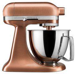 Artisan® Mini Copper Clad 3.5 Quart Tilt-Head Stand Mixer