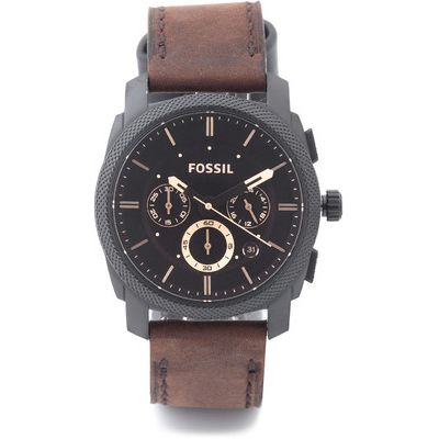 Buy Fossil FS4656 Brown Round Chronograph Watch by E TRADERS RETAIL, on Paytm, Price: Rs.9268
