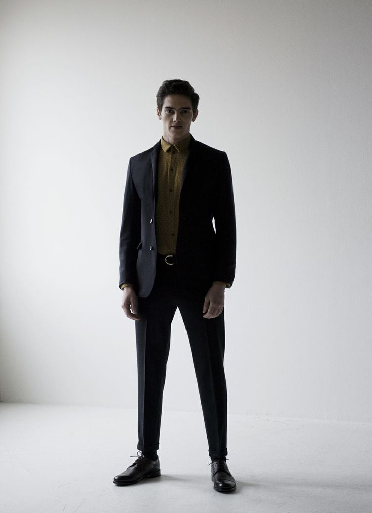 Samuji Men Fall Winter 2014 Collection | Photographer Juliana Harkki
