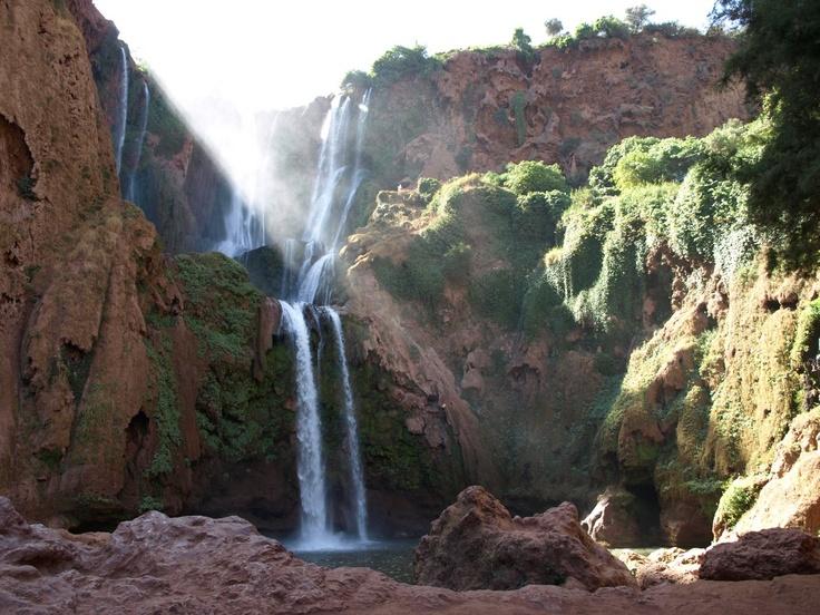 Rif Mountains of Morocco