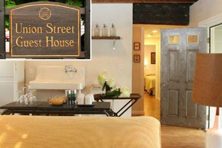 Imagen de una de las habitaciones de The Union Street Guest House.