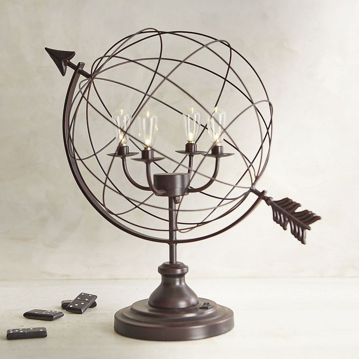 25 einzigartige globus lampe ideen auf pinterest globus. Black Bedroom Furniture Sets. Home Design Ideas