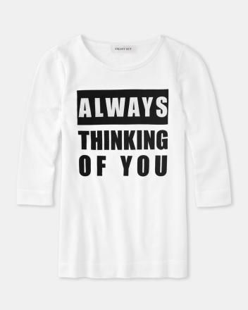 Smart Set - Always thinking of you sweatshirt