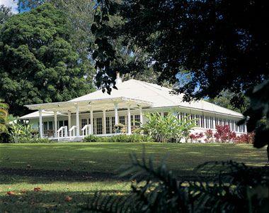 The Plantation House At Hotel Hana Maui Favorite Places
