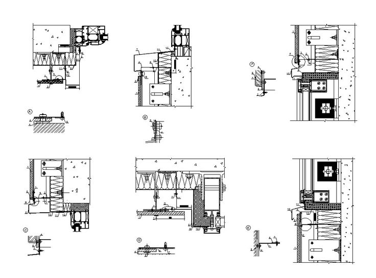8 best Windows Detail Drawings images on Pinterest