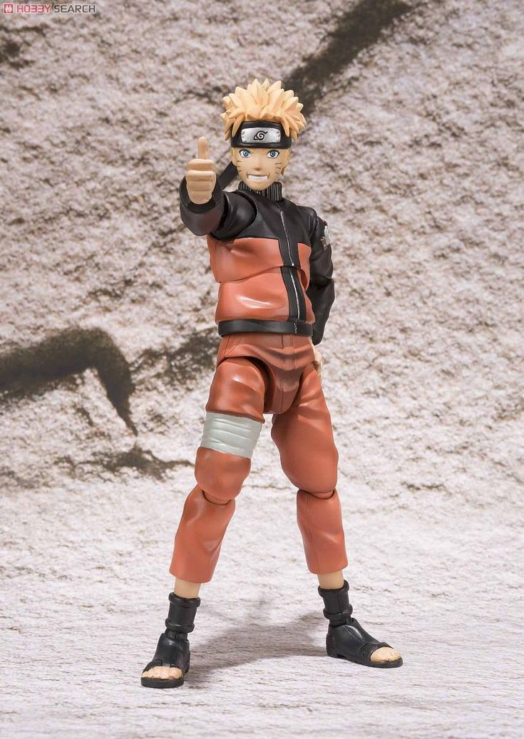 Imagen SH Figuarts Naruto Uzumaki (la figura) del producto 1