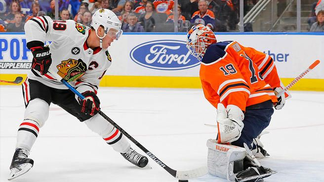 Why Edmonton Oilers Should Fear Patrick Kane Blackhawks In Nhl 24 Team Playoff In 2020 Blackhawks Edmonton Oilers Kane Blackhawks