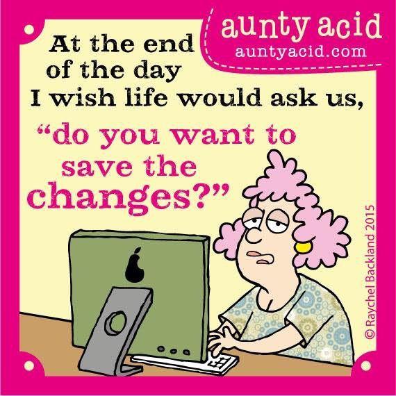 Aunty Acid                                                                                                                                                                                 More