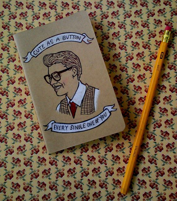 One Direction/ Harry Styles/ Marcel/ Marcel Harry. Hand Illustrated Moleskine notebook from Etsy shop, Dunklee And Thames. $19.50. © Erica Hamilton. 2014. #onedirection #harrystyles #marcel #cuteasabuttoneverysingleoneofyou #marcelharry