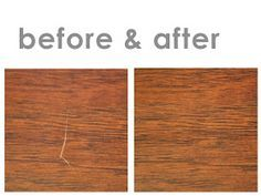 room*6: How to Fix a Scratch in Laminate Flooring