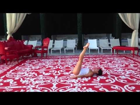 Ma séance de yoga power and fire - YouTube