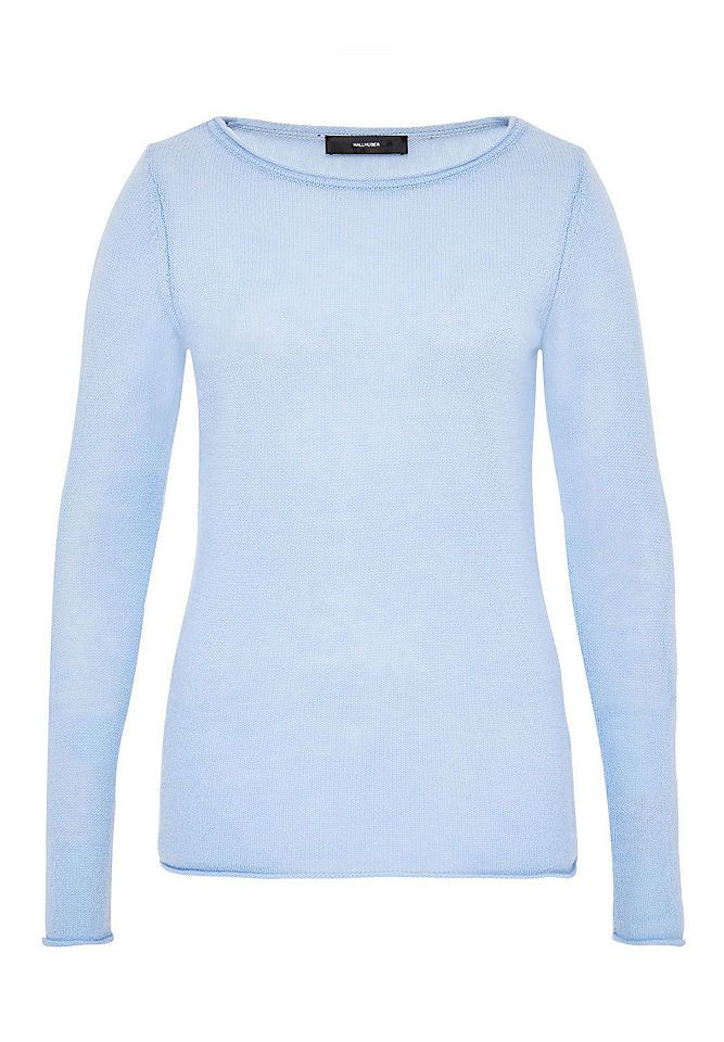 HALLHUBER Basic Kaschmir Pullover Jetzt bestellen unter: https://mode.ladendirekt.de/damen/bekleidung/pullover/sonstige-pullover/?uid=86c9be79-8dec-5b18-ab39-4d67ffbc190f&utm_source=pinterest&utm_medium=pin&utm_campaign=boards #sonstigepullover #pullover #bekleidung Bild Quelle: baur.de