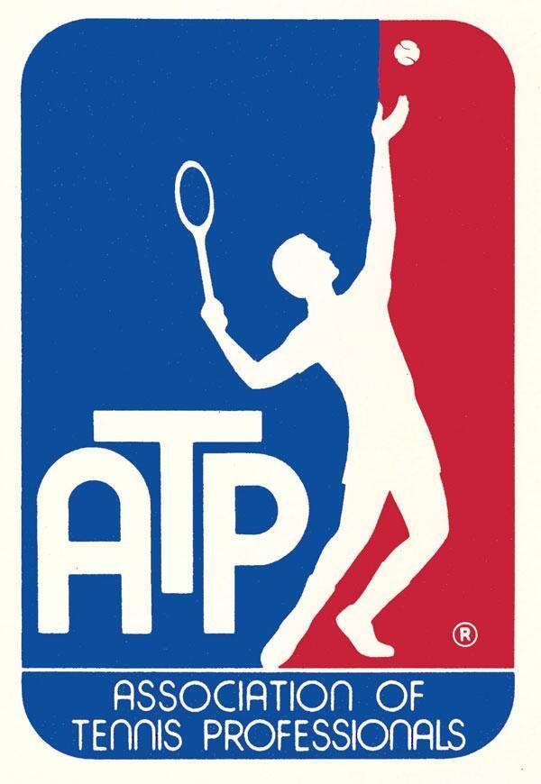 ATP (Association of Tennis Professionals) Logo in 1973
