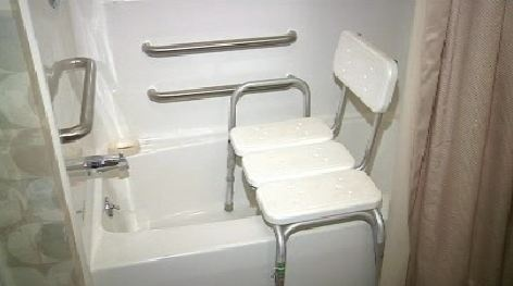 As people age their risk of falling increases and nearly half of the falls occur at the home.