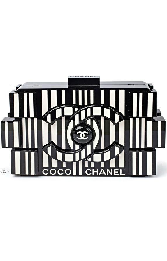 Chanel ● FW 2014 #clutch