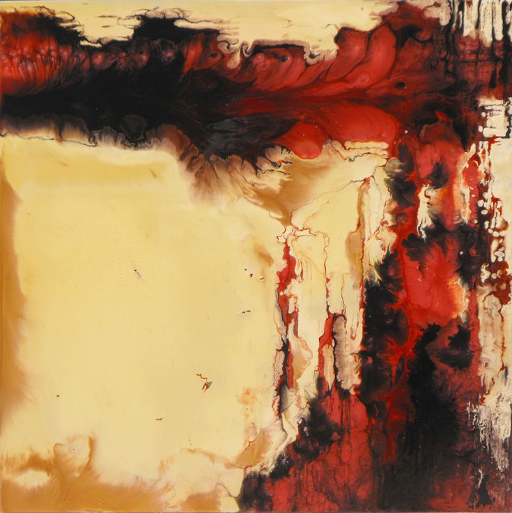 "Saatchi Online Artist: Lia Melia; Mixed Media, 2011, Painting ""This, too, shall pass."""