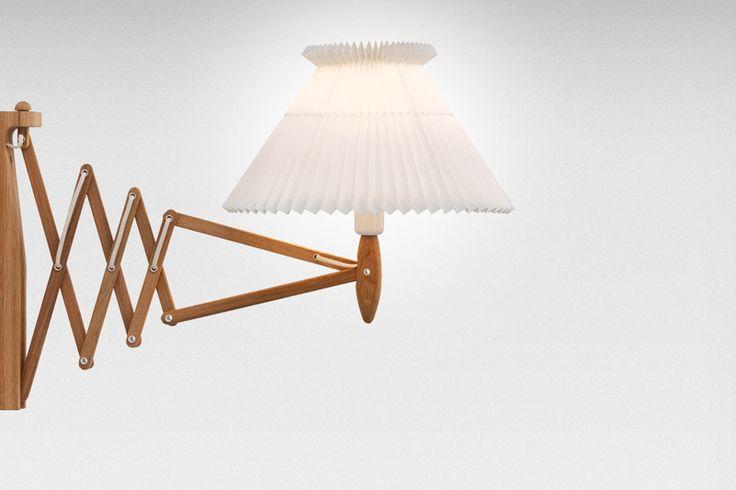 APPLIQUE SAX LAMPE 'LE KLINT'