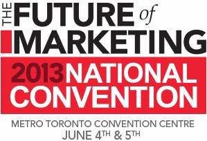 The 2013 CMA National Convention is partnering with The Art Of Marketing to bring 2 days of personal learning, organizational building, marketing motivation, networking and marketing community engagement to the heart of Toronto. June 4 & 5, 2013. Learn more: http://www.the-cma.org/education-events/convention