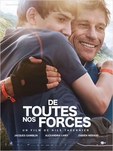De toutes nos forces (2014 - mars) - Avant Première en présence du réalisateur. Pourquoi pas !