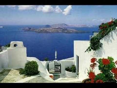 ▶ Giannis Parios - Pervolaria - YouTube Oia village, Santorini island, Greece. - selected by www.oiamansion.com