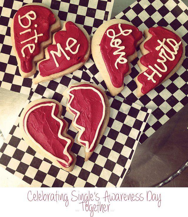 Celebrating Singles Awareness Day Together