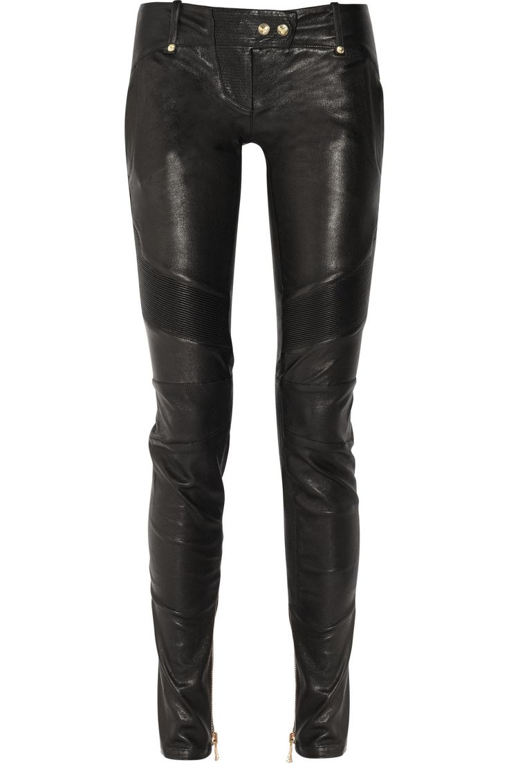 Balmain Skinny leather pants: Leather Pants Trousers, Fashion, Style, Clothing, Balmain Black, Balmain Leather Pants, Balmain Skinny Leather, Skinny Pants, Black Skinny Leather Pants