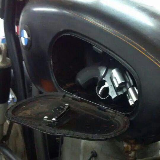 Every Bike Needs A Hidden Compartment.