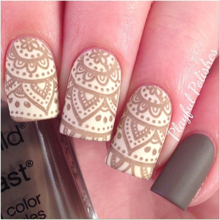 Mehndi For Nails : Best images about nail muslim on pinterest henna
