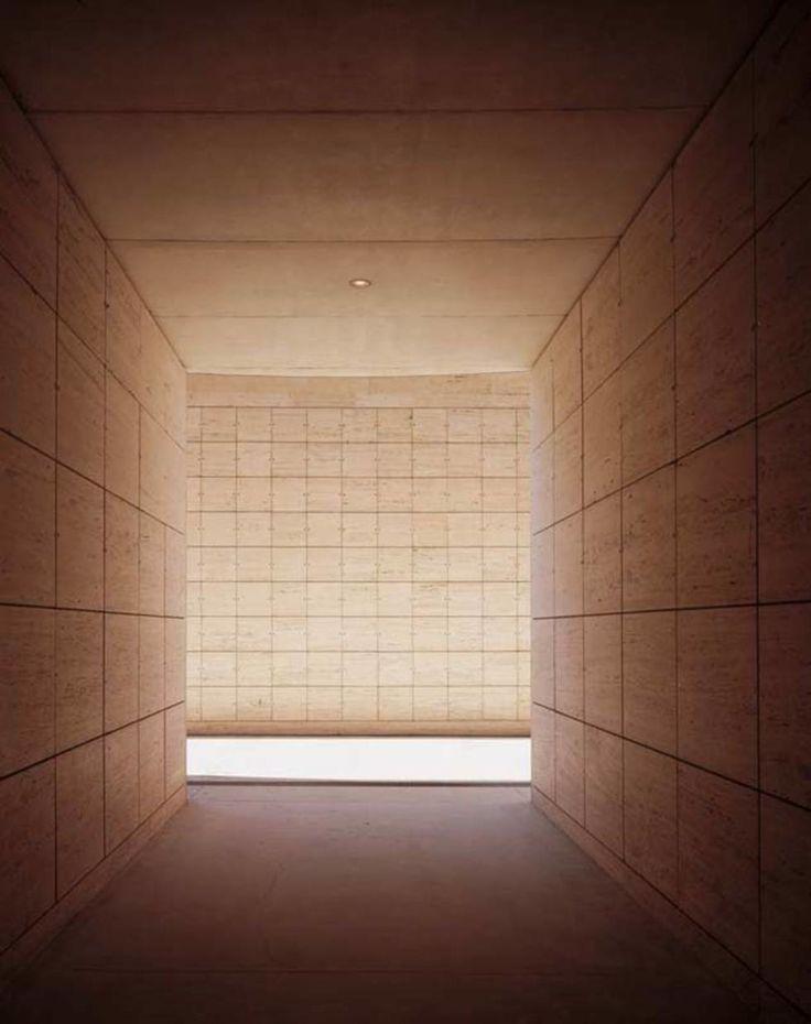 Carmassi Studio Di Architettura, Mario Ciampi · Ampliamento Del Cimitero Urbano Di Arezzo · Divisare