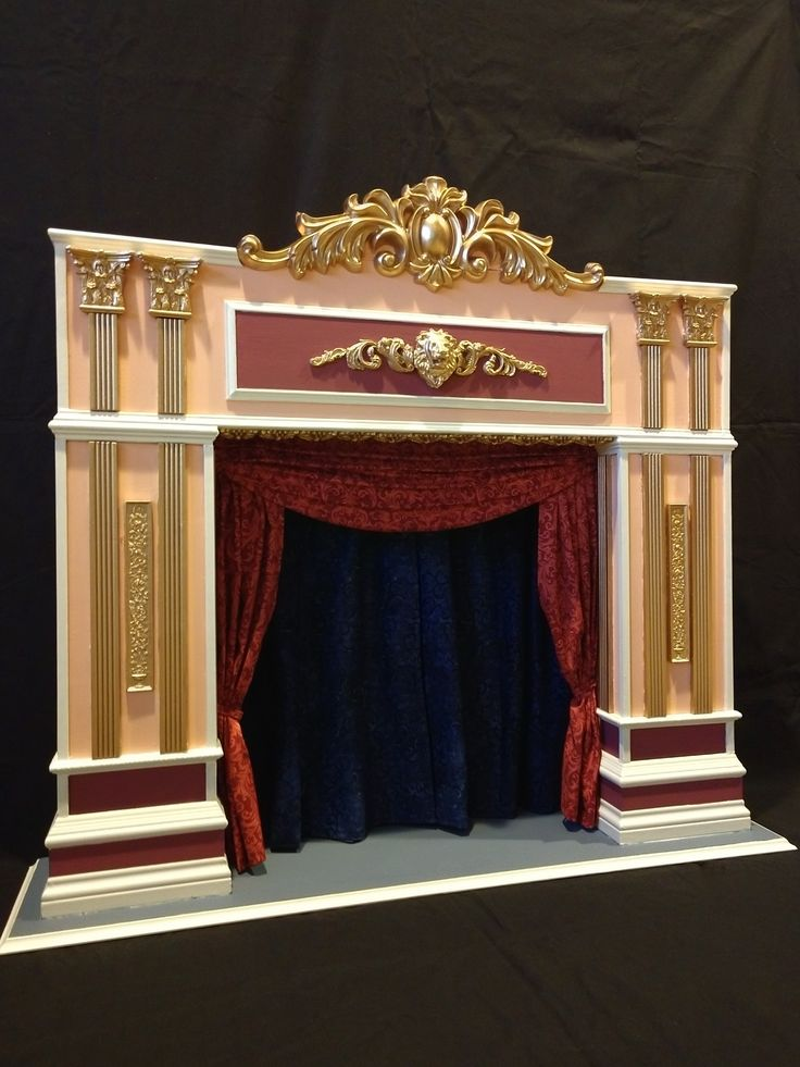 https://flic.kr/p/Jfn7CB | 1/6 scale Theater Stage project. | Done......