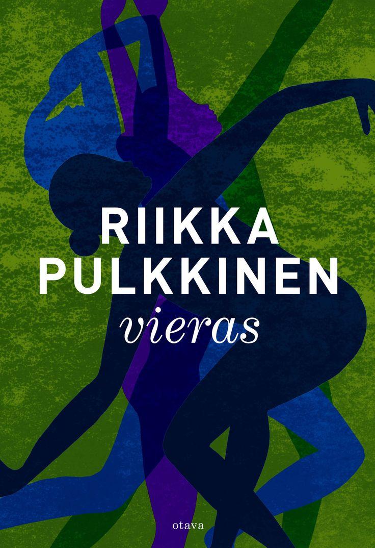Title: Vieras | Author: Riikka Pulkkinen | Designer: Aino-Maija Metsola