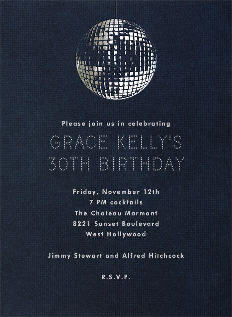 404 best Birthday Invitations images on Pinterest Birthday