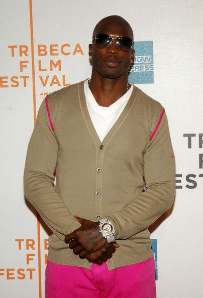 "Chad Johnson Style | Chad Johnson - ESPN Gala Presents ""Kobe Doin' Work"" At The 2009 ..."