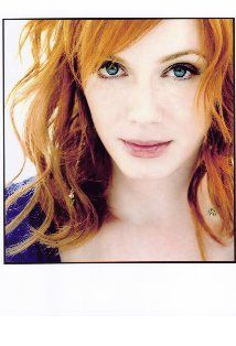Although known as a redhead, Hendricks is a natural blonde having dyed her hair since she was 10 years old.