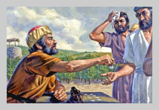 Commentary on Matthew - 20: 1-16 - What Is The Kingdom of Heaven Like