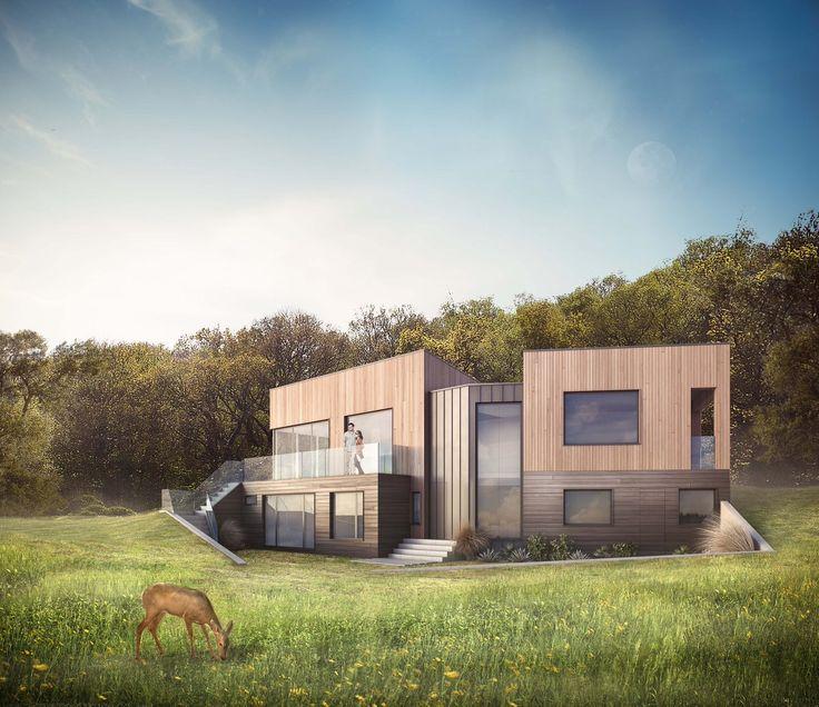 259 Best Irish & UK Rural House Designs Images On