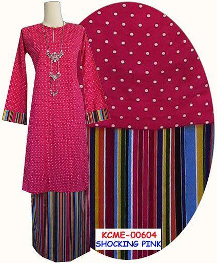 Image result for fashion baju kurung PRINTED ENGLISH COTTON