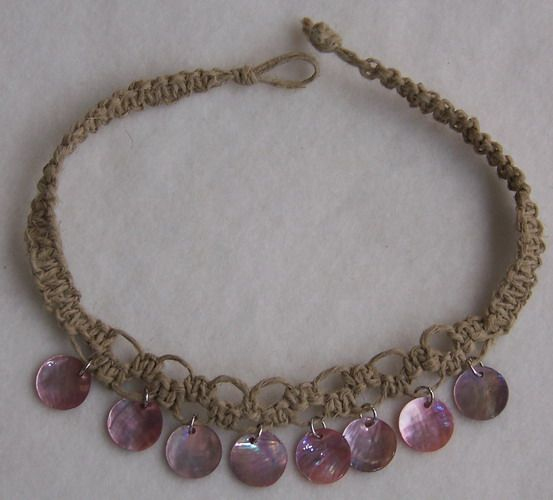 hemp jewelry | hemp Necklaces, handmade hemp jewelry including necklaces, bracelets ...