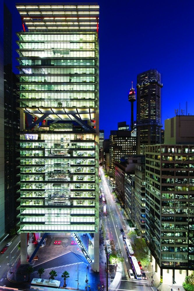 Australian Institute of Architects Announce 2014 National Awards - Chifley Square