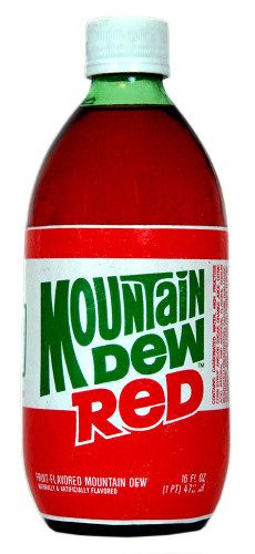 mountain dew red 1988
