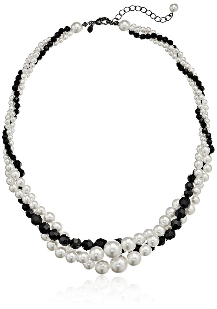 Usabride bridesmaids simulated illusion necklace bhpmhvy
