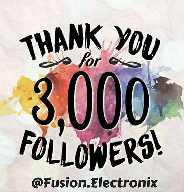 We just hit 3,000 followers on our #Facebook Page! Thanks for all your support! 😃  #fusionelectronix  #technology #tech2017 #cellphone #tablet #apple #iphone #techstore #electronicsCheck thisWe just hit 3,000 followers on our #Facebook Page! Thanks for all your support! 😃  #fusionelectronix  #technology #tech2017 #cellphone #tablet #apple #iphone #techstore #electronicshttps://www.instagram.com/p/BYtJsSIjaHV/
