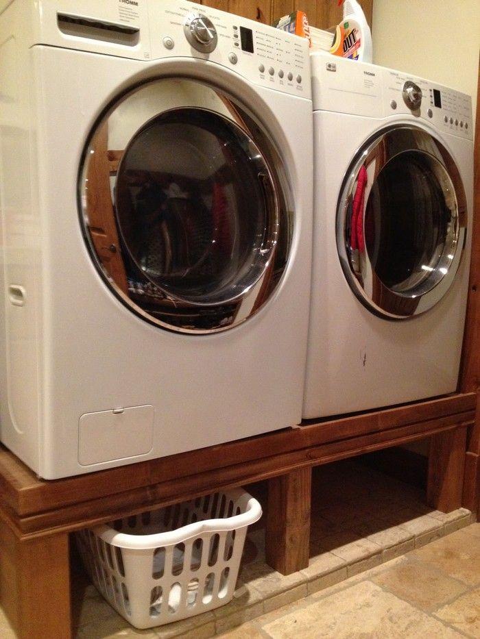 The 25 best washing machine pedestal ideas on pinterest washing washing machine and dryer pedestal solutioingenieria Choice Image