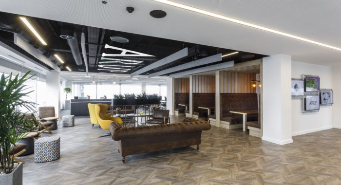 Arup Offices Liverpool Office Snapshots Office Design Home Design Firms