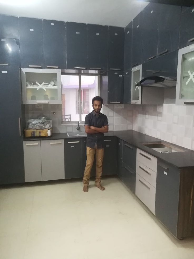 Pin By Poonam On False Ceiling Ideas Kitchen Design
